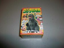 Godzilla super collection set 3 Mecha #12 New in Sealed Box.Japan Import Bandai