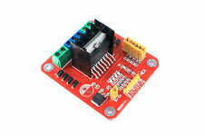 L298N Dual H-Bridge Motor Driver Controller Arduino Raspberry Pi Flux Workshop