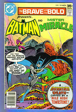 THE BRAVE & THE BOLD # 138 -  1977 -  (gd-vg) Batman & Mister Miracle