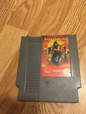 Ninja Gaiden for Nintendo Classic NES Tecmo Good Condition Rare!