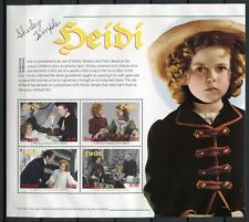 Grenada 2000 Shirley Temple Film Heidi Cinema Schauspielerin 4421-30 MNH