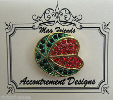 Accoutrement Designs Watermelon Fruit Needle Minder Magnet Mag Friends