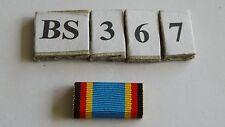 Bandspange Feuerwehr Flutmedaille BRD 25mm zum Aufschieben (BS367-)