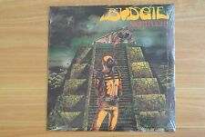 "BUDGIE Nightflight Vinyl Rare 12"" Vinyl LP Sealed Dio Black Sabbath"
