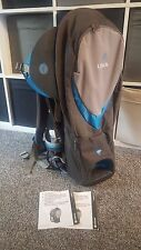 LittleLife Explorer S2 Back Carrier Baby Back child Carrier backpack RRP£109