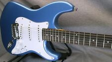 G&L Tribute Legacy in Lake Placid Blue with Hardshell Case
