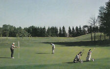 PRINCE ALBERT , Saskatchewan, Canada , 50-60s ; 11th green on Golf Course