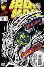 Iron Man Vol. 1 (1968-1996) #295