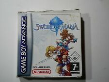 Sword of mana -    Nintendo GAME BOY ADVANCE GBA