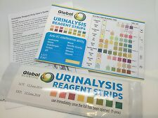 5x UTI Urine Urinary Tract Infection Cystitis Bladder Tests 5/10 Strips per pack