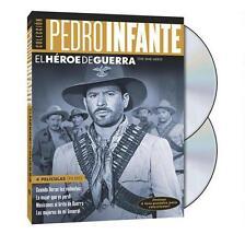 Coleccion Pedro Infante: El Heroe de Guerra (DVD, 2010, 2-Disc Set)