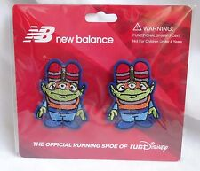 Run Disney 2017 Toy Story Mania Alien Shoe Clip-Ons New Balance Charms Clips