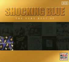Singles A's & B's - Shocking Blue (2002, CD NIEUW)2 DISC SET
