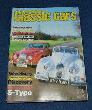 Thoroughbred & Classic Cars March 1983 Allard, Jaguar S-type, SS100, 300 SLR