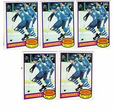 1X MICHEL GOULET 1980 81 OPC #67 RC Rookie EXNM O Pee Chee Lots Available