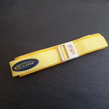 Casio G-Shock Baby-G Yellow / Yellow Two Tone  Velcro Watch Strap 20mm BG-153