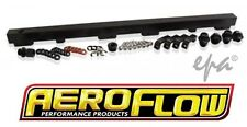 AEROFLOW HOLDEN NISSAN RB30 FUEL RAIL KIT VL TURBO SKYLINE BILLET CNC DRAG RACE