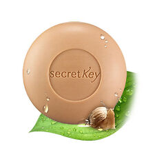 [SECRET KEY]  Snail Repairing Soap 100g / Moisturizing & protection
