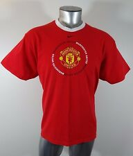 NIKE Manchester United men's athletic t-shirt red L