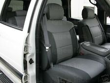 CHEVY SILVERADO 1999-2002 IGGEE S.LEATHER CUSTOM SEAT COVER 13 COLORS AVAILABLE