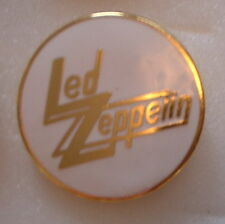 LED ZEPPELIN Enamel Lapel Pin Badge POP MUSIC HEAVY METAL BAND
