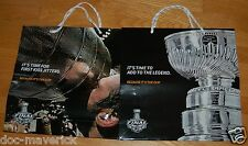 Chicago Blackhawks Boston Bruins 2013 Stanley Cup Final Official Shopping Bag