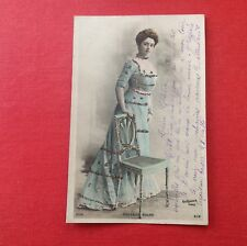 CPA. 1904. REUTLINGER. Marcelle DULAC. Actrice.
