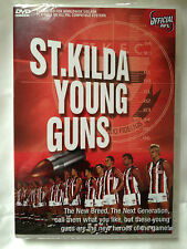 ST. KILDA YOUNG GUNS ~ SAINTS ~OFFICIAL AFL DVD ~ BRAND NEW & SEALED ~ FREE POST