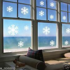 New Removable Wall Sticker Frozen Snow Flakes Vinyl Art Wall Quote Decal Sticker