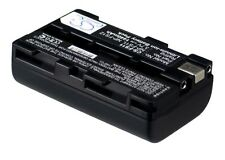 3.7V battery for Sony DCR-PC5E, Cyber-shot DSC-P50, DCR-PC4E, CCD-CR1E Li-ion