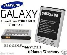 Original Samsung Battery Galaxy Grand Duos I9080 / I9082 EB535163LU 2100 mAh