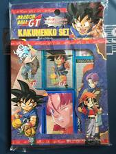 Carte Dragon Ball GT DBZ Menko Card #Kakumenko Set NEUF AMADA MADE IN JAPAN (1)