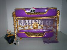 Monster High Clawdeen Wolf Room to Howl Dead Tired Doll Bunk Bed Furniture Lot