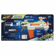 NERF N-Strike Modulus ECS-10 Blaster build your own blaster NEW 30+ combination