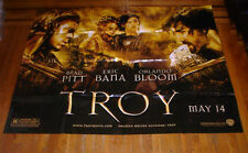 TROY 5FT SUBWAY MOVIE POSTER BRAD PITT ERIC BANA ORLANDO BLOOM 2004
