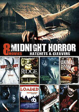NEW AND SEALED ! Midnight Horror Collection: Hatchets & Cleavers