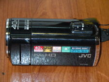 PLEASE READ FIRST - JVC Everio GZ-HM40 - BLACK - Camcorder ONLY - Nothing Else