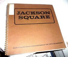 SAN FRANCISCO CITY PLANNING JACKSON SQUARE ARCHITECTURE ZONING MONTGOMERY ST 197