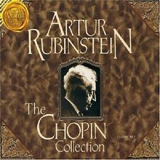ARTUR RUBINSTEIN - THE CHOPIN COLLECTION 11 CD NEW+ CHOPIN,FREDERIC