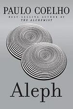 Author Signed  ALEPH by Paulo Coelho limited slipcase 1st US edition