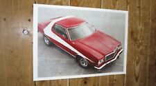 Starsky and Hutch Gran Torino Car POSTER