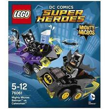 "LEGO 76061 DC Super Heroes MIGHTY MICROS "" BATMAN vs CATWOMAN  "" - Hot Item"