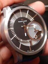 Maurice Lacroix Pontos Decentrique Limited Black 45mm Titanium 100% N