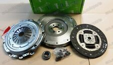 Valeo Clutch Kit 3 pcs & Flywheel For Peugeot 206 207 307 308 407 Partner 1.6HDi