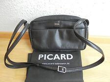 Picard Leder Tasche NP: 139€ TOP w NEU Designer Luxus Handtasche