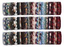 Nepal Bracelet glass Bead Roll On Bracelet 100 Random Mix bracelets (SET OF 100)