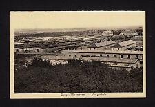 37955/ AK - Camp d´Elsenborn - Vue générale - o 1913