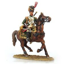 NAP043 Mounted Sapper of the Empress Dragoons by Cold Steel Miniatures