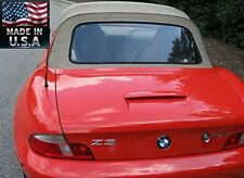 BMW Z3, M ROADSTER CONVERTIBLE TINTED PLASTIC REAR WINDOW