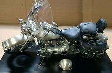 1 Harley Davidson Motorcycle Rider Heritage Easy 5 Softail 10 Pewter 12 Model 6